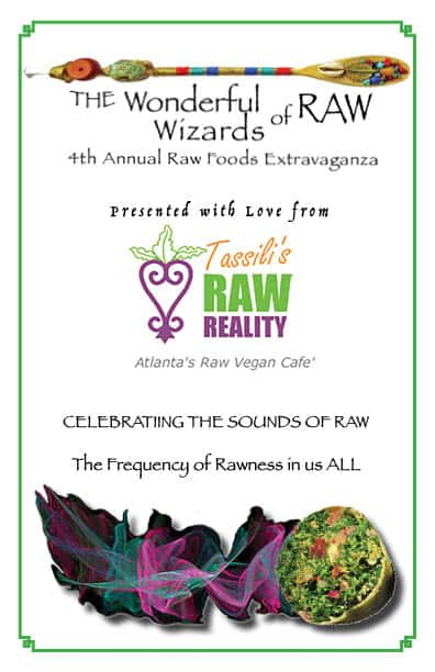 Wonderful Wizards of Raw Extravaganzay